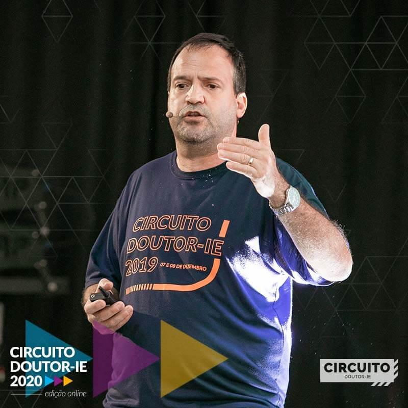 Sérgio Eugênio Super Ar - Palestrante do Circuito Doutor-IE 2020