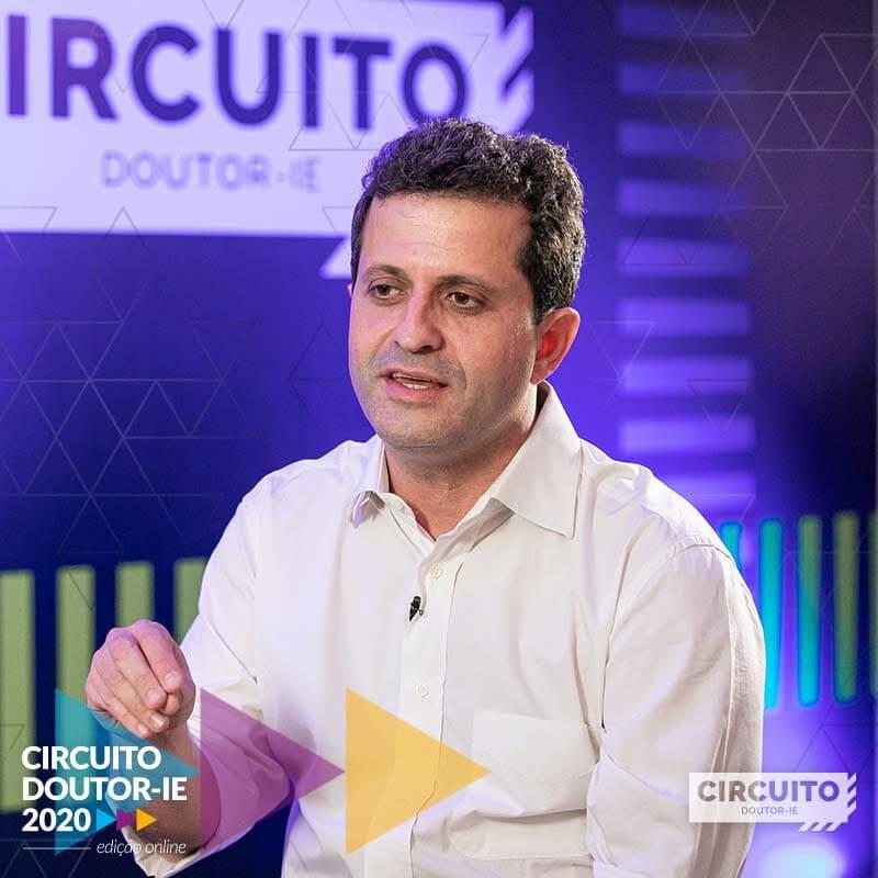 Válter Ravagnani - Palestrante do Circuito Doutor-IE 2020