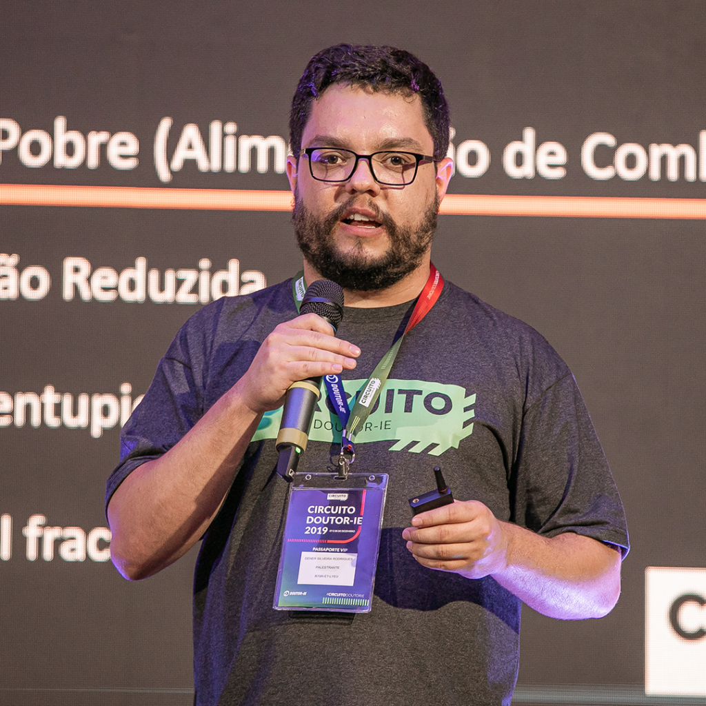 Palestrante Circuito Doutor-IE 2021 - Dener Rodrigues